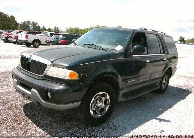 Inventory #916612745 2001 Lincoln NAVIGATOR