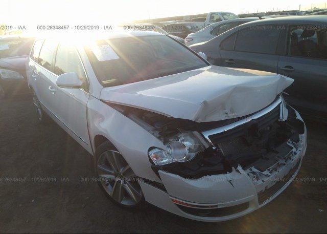 Inventory #306866982 2010 Volkswagen PASSAT