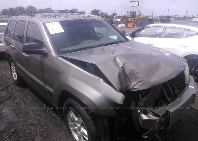 Inventory #330615137 2006 JEEP GRAND CHEROKEE