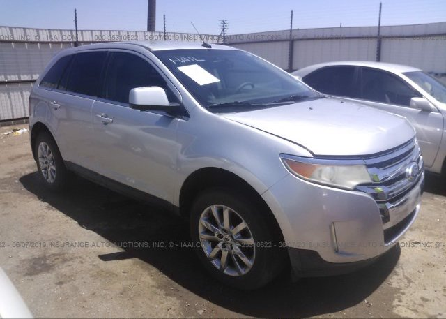 Inventory #873731318 2011 FORD EDGE