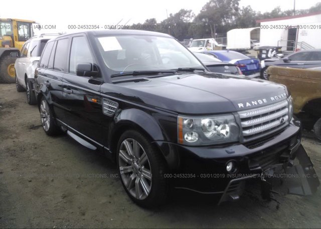 Inventory #534578198 2008 Land Rover RANGE ROVER SPORT