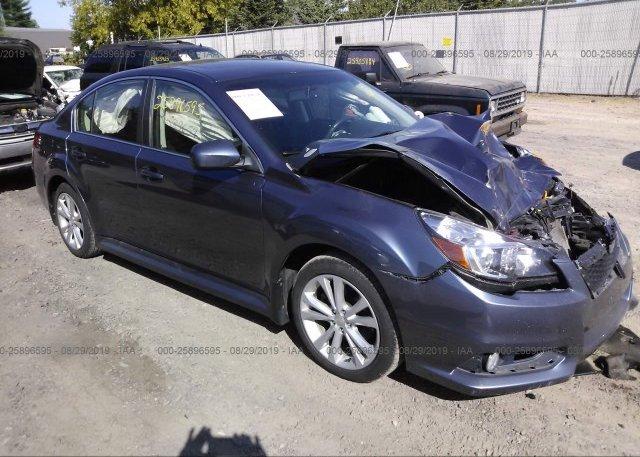 Inventory #490912400 2013 Subaru LEGACY