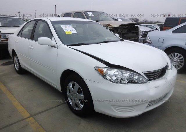 Inventory #892551419 2006 Toyota CAMRY