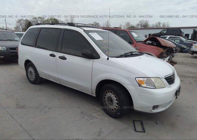 Inventory #425115513 2001 Mazda MPV
