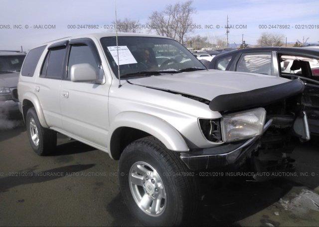 Inventory #546254283 2000 Toyota 4RUNNER