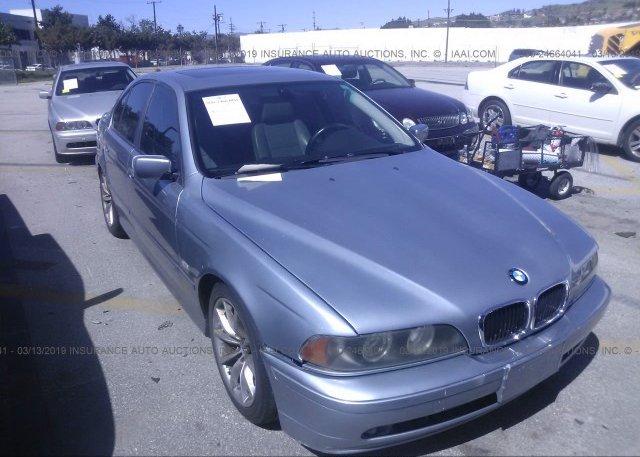 Inventory #491957530 2002 BMW 530