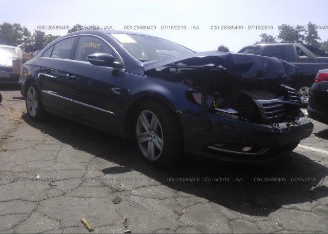 Inventory #946335444 2014 Volkswagen CC