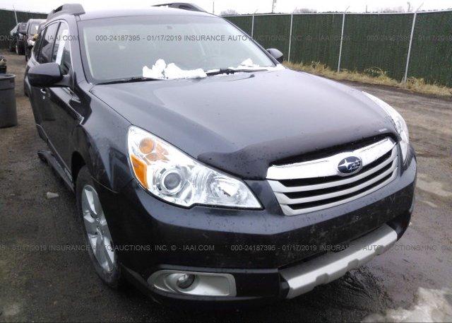 Inventory #230278852 2010 Subaru OUTBACK