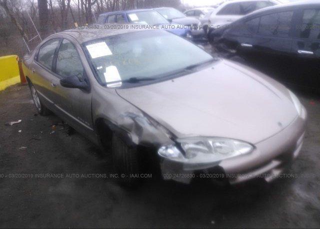 Inventory #912886747 2001 Dodge INTREPID