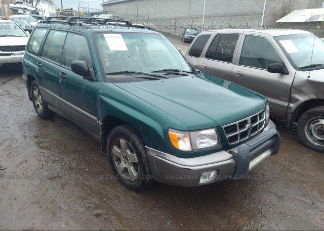 Inventory #968410677 1999 Subaru FORESTER
