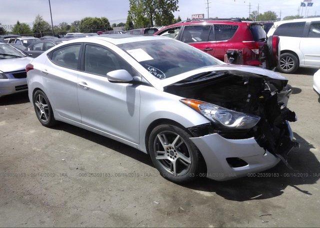 Inventory #923906223 2011 Hyundai ELANTRA