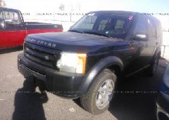 2006 Land Rover LR3 - SALAD24446A356223 Right View