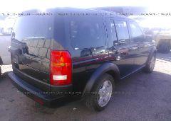 2006 Land Rover LR3 - SALAD24446A356223 rear view