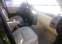 2006 Land Rover LR3 - SALAD24446A356223 close up View