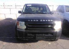 2006 Land Rover LR3 - SALAD24446A356223 detail view