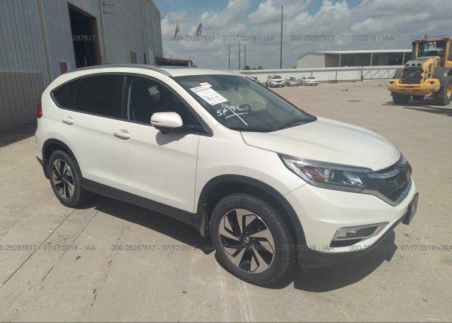 Inventory #375178940 2016 Honda CR-V