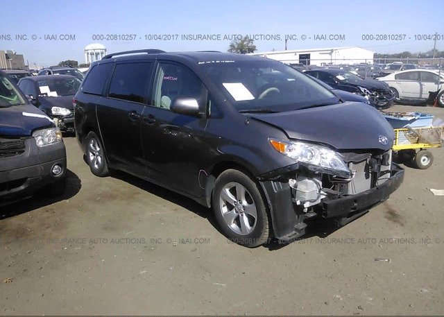 Inventory #834526543 2013 Toyota SIENNA