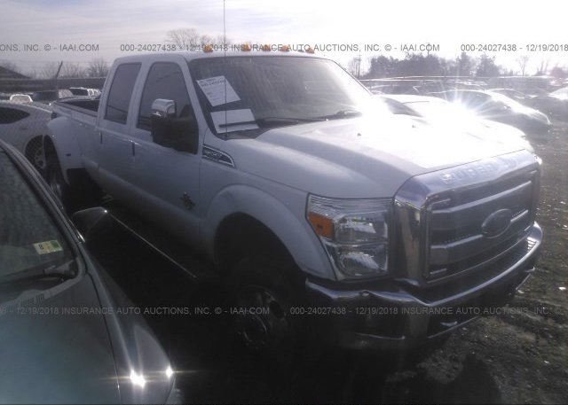Inventory #507172125 2015 FORD F350