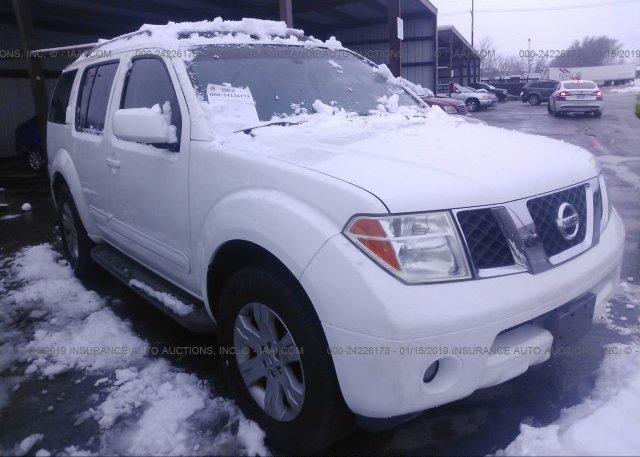 Inventory #393151377 2006 Nissan PATHFINDER