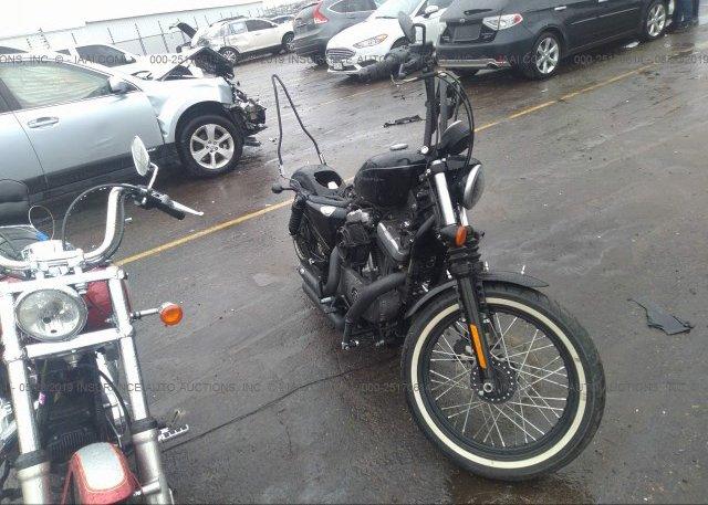Inventory #363520132 2009 Harley-davidson XL1200