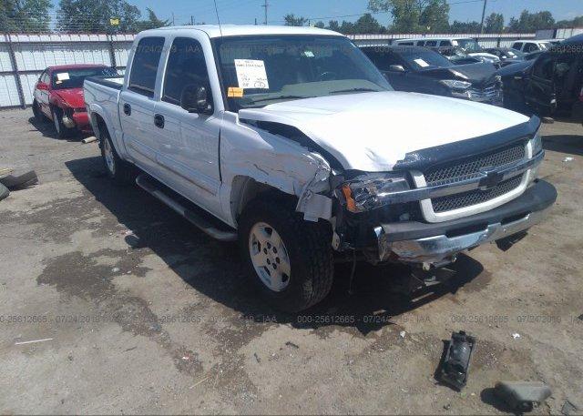 Inventory #185363238 2005 Chevrolet SILVERADO