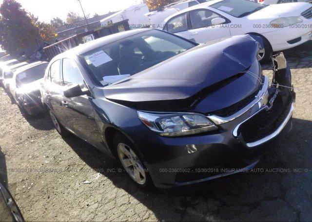 Inventory #995504315 2015 Chevrolet MALIBU