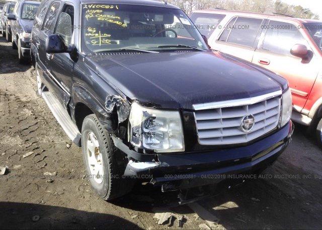 Inventory #905617899 2002 Cadillac ESCALADE