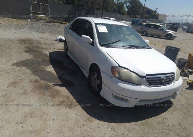 Inventory #493589439 2005 Toyota COROLLA