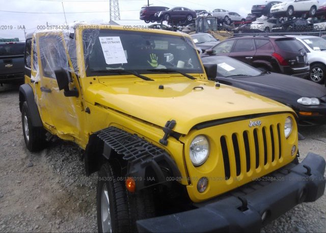 Inventory #420666632 2015 JEEP WRANGLER UNLIMITE