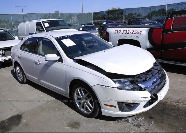 Inventory #768218873 2011 FORD FUSION