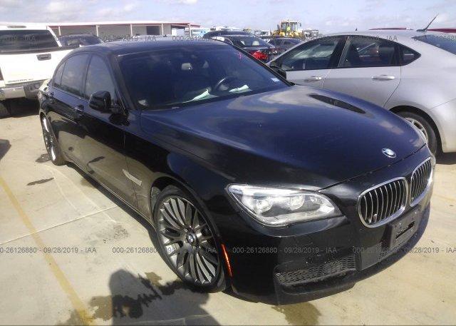 Inventory #416928386 2014 BMW 750