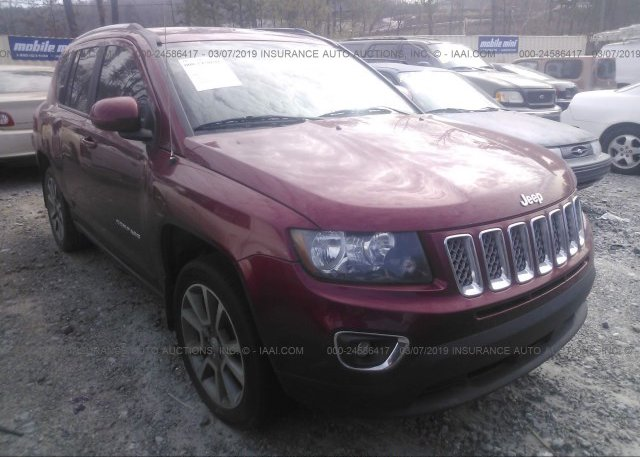 Inventory #580775858 2016 JEEP COMPASS