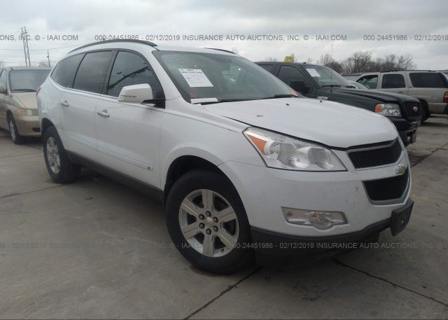Inventory #302973941 2010 Chevrolet TRAVERSE