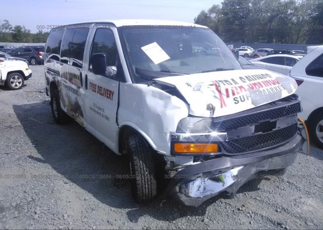 Inventory #633925209 2009 Chevrolet EXPRESS G3500