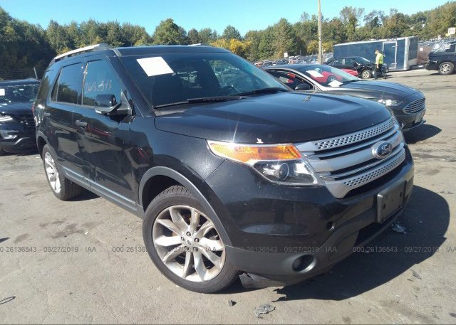 Inventory #398612658 2013 FORD EXPLORER