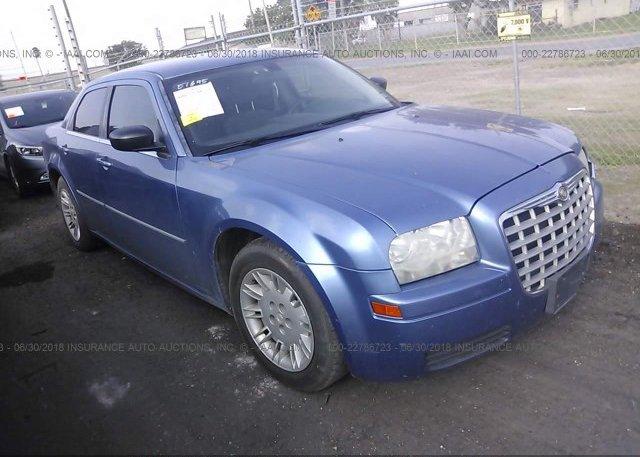Inventory #718507427 2007 Chrysler 300