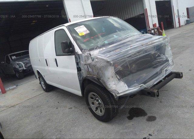 Inventory #935070747 2014 Chevrolet EXPRESS G1500