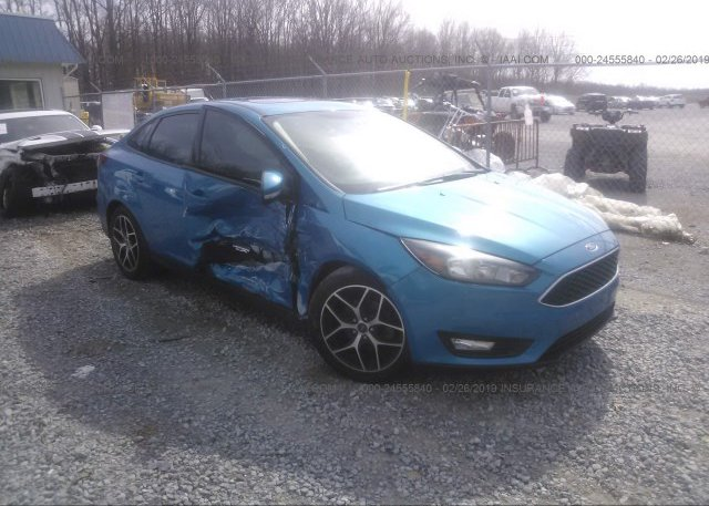 Inventory #387047084 2017 FORD FOCUS