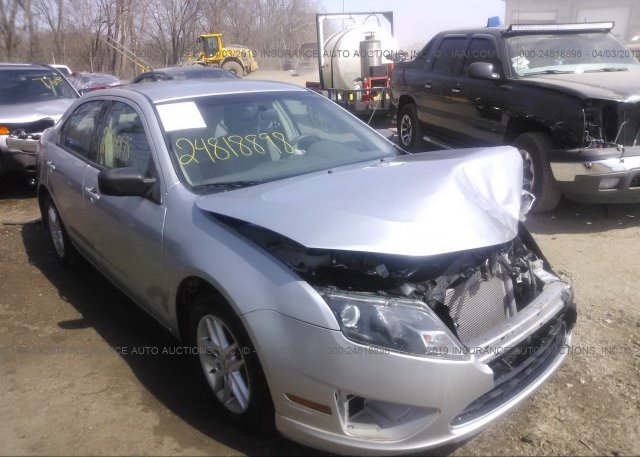 Inventory #388400006 2012 FORD FUSION