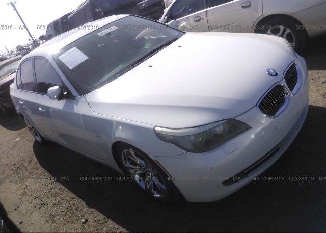 Inventory #813216369 2010 BMW 528