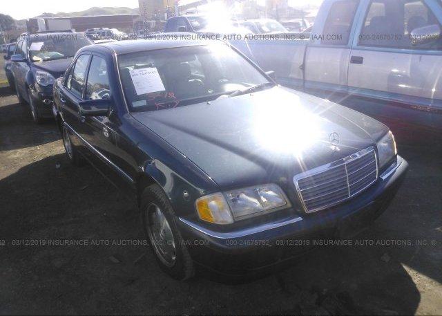 Inventory #167717357 1998 Mercedes-benz C