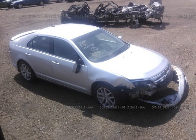 Inventory #405256016 2012 FORD FUSION