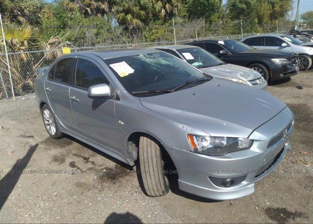 Inventory #114747013 2008 Mitsubishi LANCER
