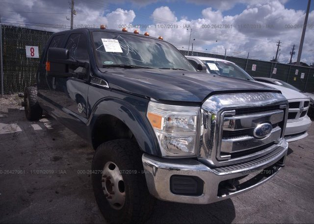 Inventory #283911701 2014 FORD F350