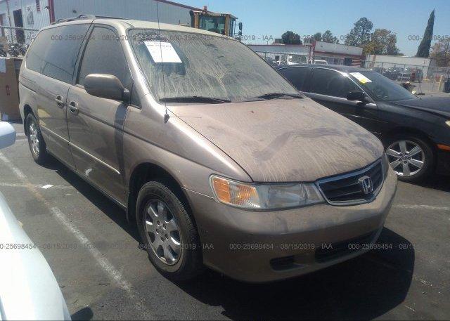 Inventory #619642747 2003 Honda ODYSSEY