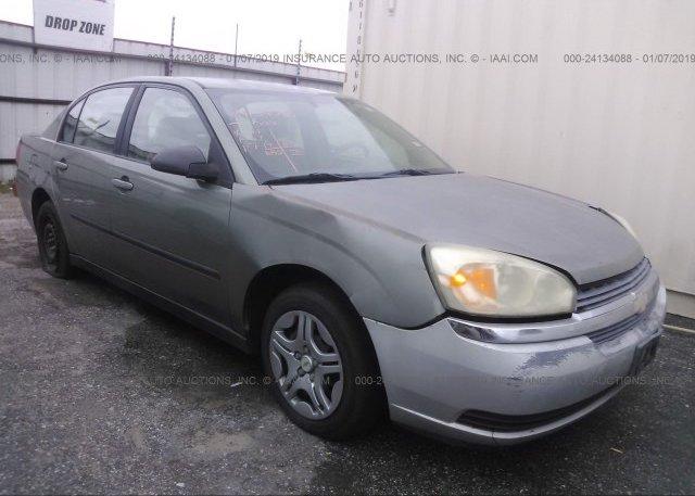 Inventory #677159651 2005 Chevrolet MALIBU