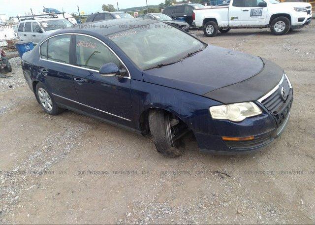 Inventory #946620932 2006 Volkswagen PASSAT