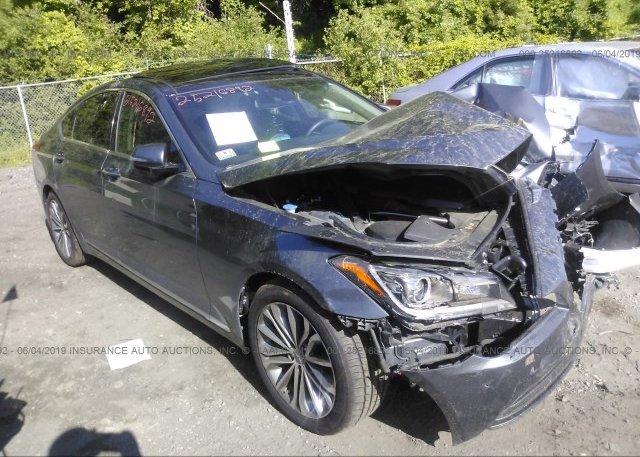 Inventory #388215624 2015 Hyundai GENESIS