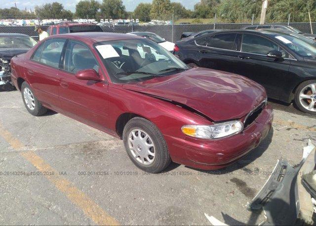 Inventory #491040962 2003 Buick CENTURY