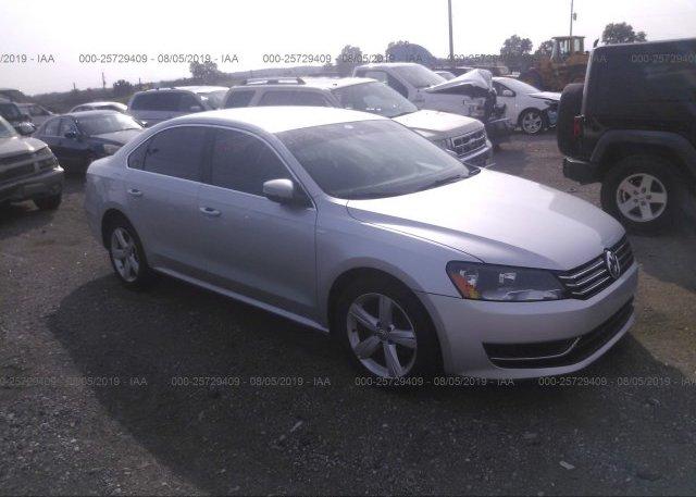 Inventory #422748197 2014 Volkswagen PASSAT